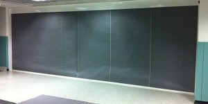 4-hour-rated-Fire-curtain---In-fit---Birmingham-Airport---curtain-fully-descended-(2)