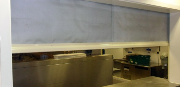 Firesafe 60 Fire Curtains